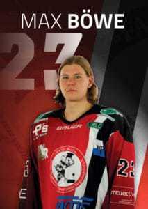 Max Böwe #23