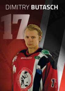 Dimitry Butasch #17