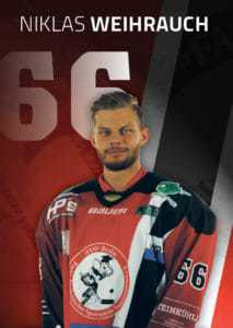 Niklas Weihrauch #66