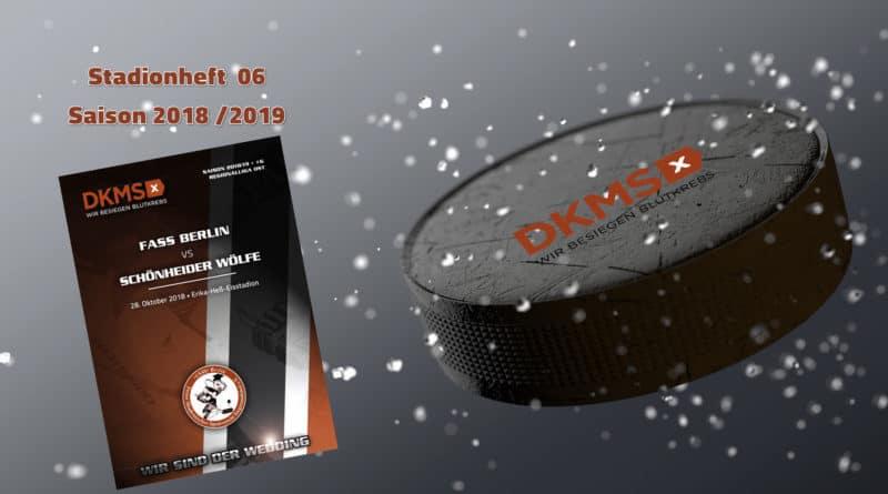 2018-10-28 Stadionheft DKMS