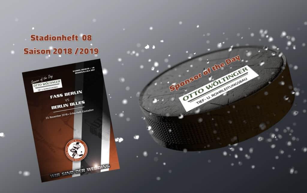 Stadionheft 08 2018/2019