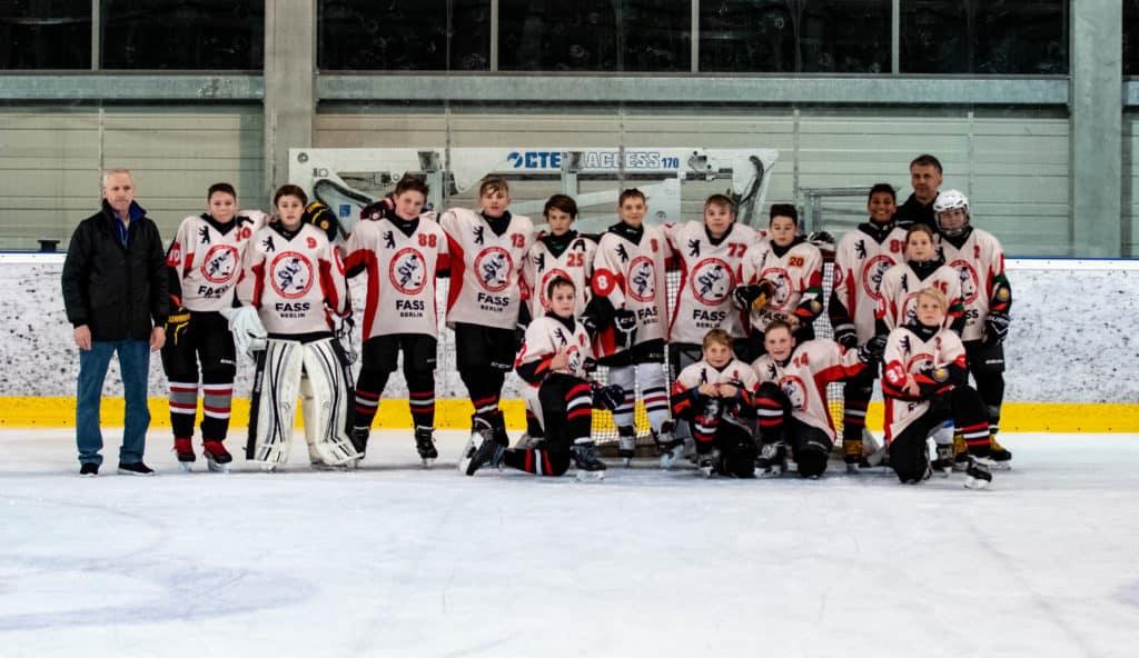 2018 Team Knaben U13