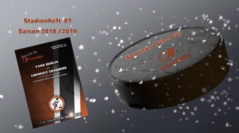 Stadionheft 07 RLO 2018/2019
