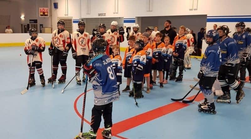 Knaben gewinnen Inline-Turnier in Schwedt