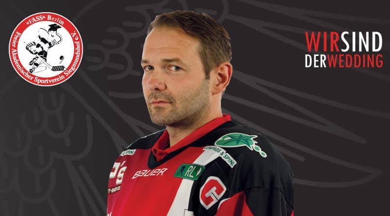 Nils Watzke geht in seine achte Saison für FASS