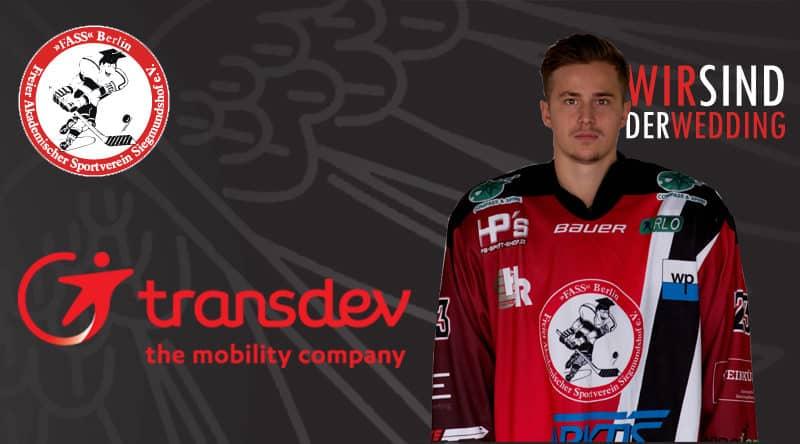 David Trivellato nimmt zweite TK-Position ein – Mobilitätspartnerschaft mit Transdev verlängert